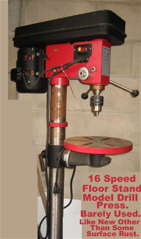 floor standing drill press wen 4225 15 inch variable speed drill press drill chart