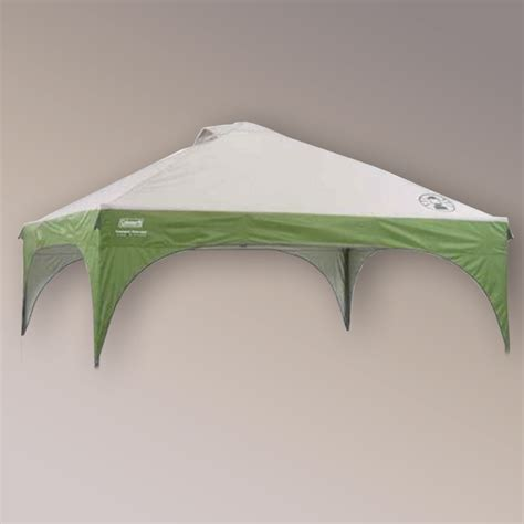 coleman   instant straight leg canopy model