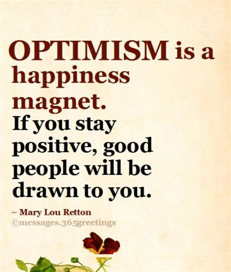 Optimistic Quotes Top 50 Optimistic Quotes And Sayings With Image