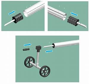 Enrouleur Bache Piscine Electrique : enrouleur b che bulle premium distripool ~ Melissatoandfro.com Idées de Décoration