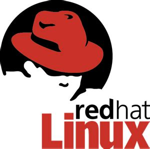 linux red hat logo vector eps