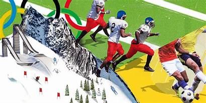 Sports Bowl Super Winter Olympics Games Nbc