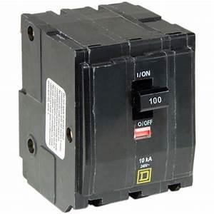 Square D Qo 100 Amp 3