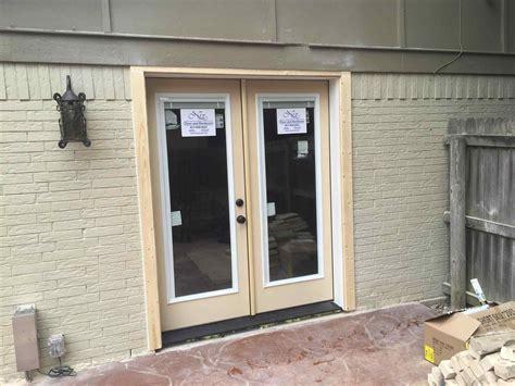 replace sliding glass door with single door exterior single door kapan date