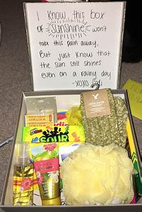 care package for grieving friend | Good idea! | Pinterest ...