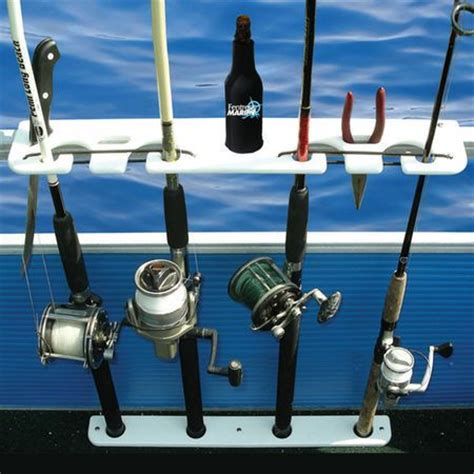 Fishing Rod Holders For A Pontoon Boat by 17 Best Ideas About Boat Rod Holders On Rod