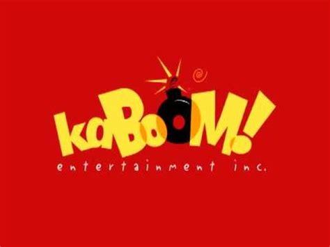 KaBoom Entertainment Inc (2003 ) YouTube