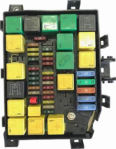 Land Rover Fuse Box Relay Fusebox Fuse Box Range P38 97