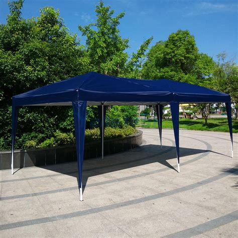 Easy Gazebo by 10 X 20 Easy Outdoor Pop Up Canopy Gazebo Cover Wedding