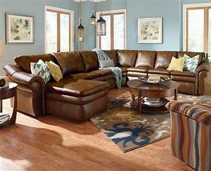 5 piece power reclining sectional with ras chaise and 2 for Sectional sofas with 4 recliners