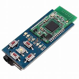 Xs3868 Bluetooth Stereo Audio Module Support A2dp Avrcp  Bluetooth Shield Board