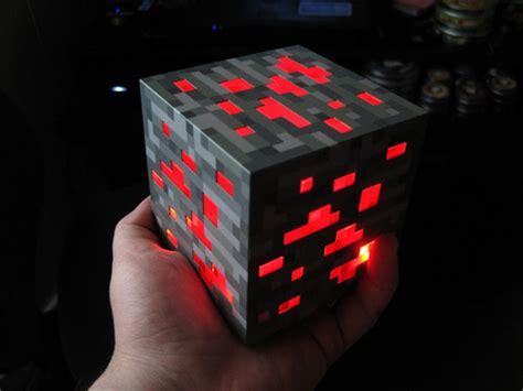 Lit Redstone L Minecraft by Minecraft Light Up Redstone Ore Gaminggear Bg