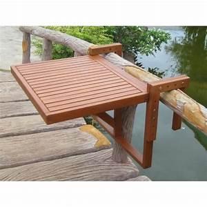Table De Balcon Rabattable : balkontafel hangtafel eucalyptus hout voor terras balkon boot balkon rotterdam pinterest ~ Teatrodelosmanantiales.com Idées de Décoration