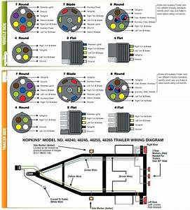11 Flat Pin Relay Wiring Diagram