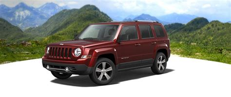 Jeep Patriot 2016 by 2016 Jeep Patriot High Altitude A Suped Up Compact Suv