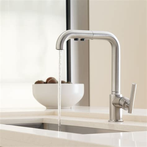 designer faucets kitchen how to choose a kitchen faucet design necessities
