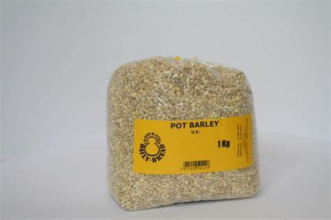 Sunflower and barley bread (vogel's, uk). Barley Grains 1Kg