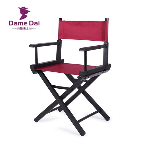 portable directors chair aliexpress buy wooden foldable directors chair