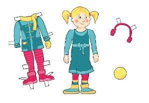 Mattel® anziehpuppe »barbie schwesternzeit reitunterricht spielset«. Anziehpuppen Bastelvorlage : Mein Anziehpuppen Stickerbuch Auf Dem Reiterhof Lucy Bowman Galaxus ...