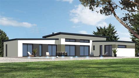 r 233 alisation maisons plain pied architecture originale tr 232 s s 233 duisante avec sa toiture mono