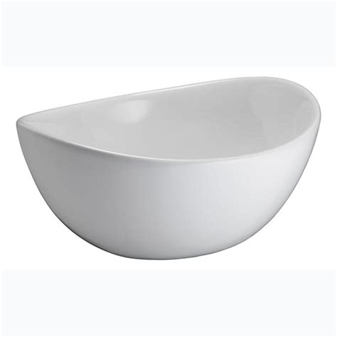 Home Depot Vessel Sink Oval by Barclay Products Cascade Vessel Sink In White 4 610wh