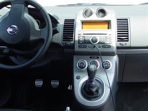 2008 nissan sentra interior 2008 nissan sentra interior specs