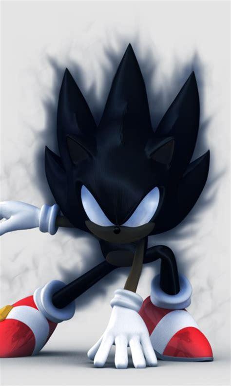 Dark Sonic The Hedgehog Wallpapers By SonicTheHedgehogBG ...