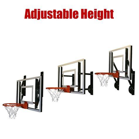 small basketball goal ramgoal adjustable durable indoor mini basketball hoop and 2329