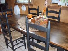 Farm Style Kitchen Chairs by FARMHOUSE PRIMS Amish Made Kitchen Table And Chairs