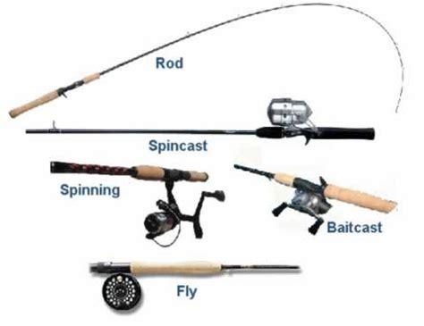 choose  fishing rod