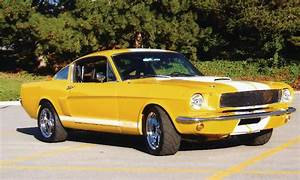 1965 FORD MUSTANG CUSTOM FASTBACK - 15442