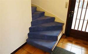 renover un escalier en beton le blog du bois With tapis de marche avec canapé maga meuble
