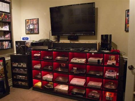 Image Result For Retro Gaming Room Best Gaming Setup