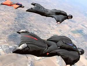 Wingsuit flying update   Xtremesport