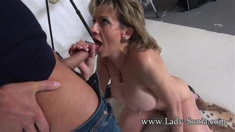 Photographer Mouth Fucks Mature Lady Sonia Redtube