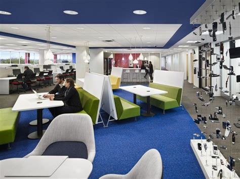 Office Space Nj by Office Tour Verizon S New Jersey Offices Office Cool