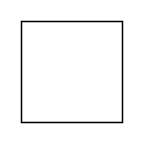 square clipart black and white free white square cliparts free clip free