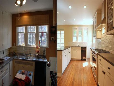 cost to reface cabinets kitchen renovations the pictures of before and after