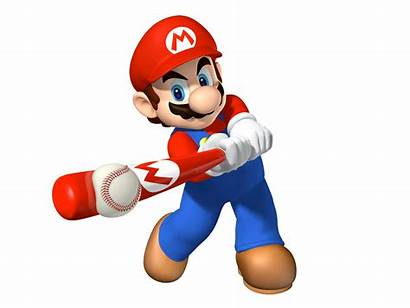 Mario Super Superstar Baseball Bros Transparent Render