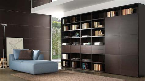 arredamento librerie moderne libreria in legno componibile wood bookcase