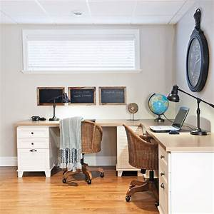 Decoration Bureau Professionnel Design: Scandinavian home office ...