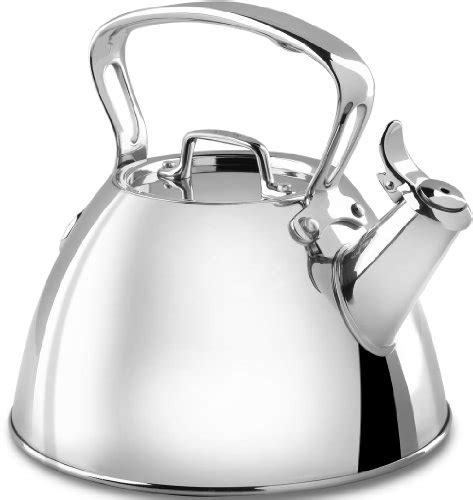 tea induction kettle stainless steel kettles pot whistling finish encapsulated alpine copper base cooktops ready