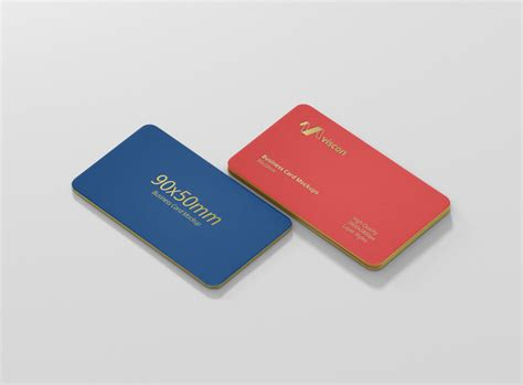 Business Card Mock-up 90x50 Round Corner Where To Buy Business Card Material Magnets Canada Layout Rules Templates Publisher Free Trial Maker Visiting Android App Meaning In Telugu Kuwait
