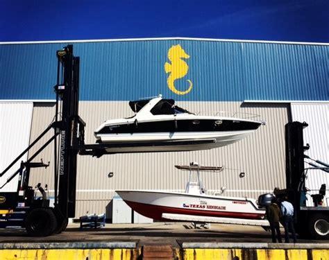 Galveston Yacht Basin Boat Storage by Galveston Yacht Basin Blackswan Investment Partners