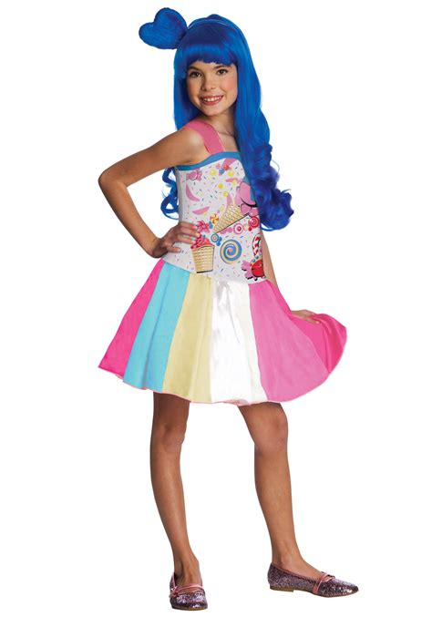 child katy perry costume 186 | child katy perry candy girl costume