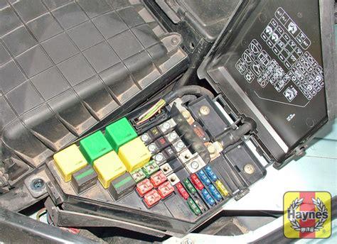 Rover Cdt Fusebox Diagnostic