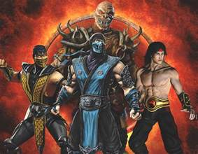 Which Mortal Kombat Character Are You