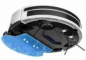 robot aspirateur et laveur a tester la technologie pour With aspirateur robot et laveur sols durs tapis et moquette
