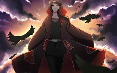 Itachi Uchiha Naruto Anime Manga Characters Wallpapers