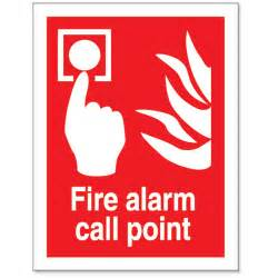 Fire Safety Signs and Symbols